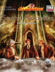 Mongoose, Flaming Cobra Imprint, Silven Publishing, Secret Societies, Web Enhancement