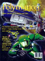 Polymancer Magazine, V 1, Issue 7, Plot Fodder: Curses!