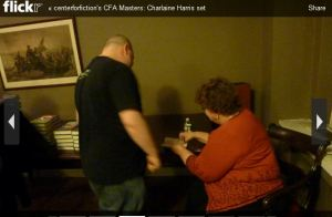 Eytan with Charlaine Harris2