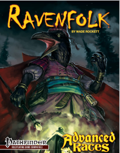 Advanced Races: Ravenfolk