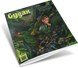 Gygax Magazine Issue #6, Rituals: more than just magic